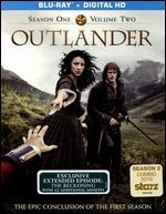 Outlander: Season 1, Vol. 2 [Includes Digital Copy] [UltraViolet] [Blu-ray] [2 Discs]