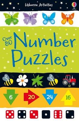 Over 80 Number Puzzles -