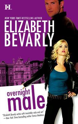 Overnight Male - Bevarly, Elizabeth
