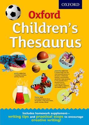 Oxford Children's Thesaurus - Oxford Dictionaries