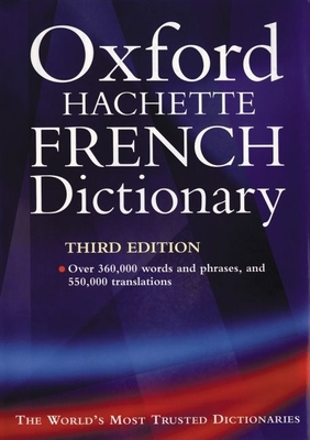 Oxford-Hachette French Dictionary - Correard, Marie-Helene