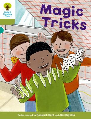 Oxford Reading Tree Biff, Chip and Kipper Stories Decode and Develop: Level 7: Magic Tricks - Hunt, Roderick, and Shipton, Paul