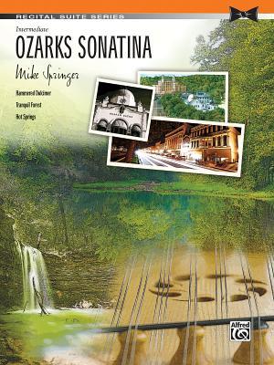 Ozarks Sonatina: Sheet - Springer, Mike (Composer)