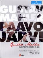 Paavo Jarvi: Gustav Mahler - Symphonies Nos. 5 & 6 [2 Discs]