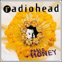 Pablo Honey [LP] - Radiohead