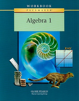 Pacemaker Algebra 1 book by Globe Fearon (Creator) | 1 available ...