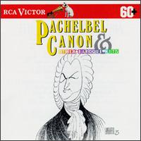 Pachelbel Canon and Other Baroque Hits - Aurèle Nicolet (flute); Eduard Kaufmann (harpsichord); English Chamber Orchestra (chamber ensemble); Guy Touvron (trumpet);...