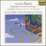 Pachelbel: Kanon; Tchaikovsky: Serenade for Strings