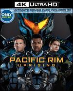 Pacific Rim: Uprising [Includes Digital Copy] [3D] [4K Ultra HD Blu-ray/Blu-ray] [Only @ Best Buy]