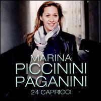 Paganini: 24 Capricci - Marina Piccinini (flute)