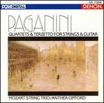 Paganini: Quartets & Terzetto for Strings & Guitar