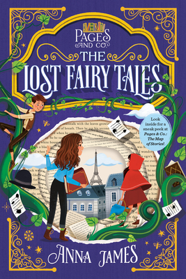 Pages & Co.: The Lost Fairy Tales - James, Anna