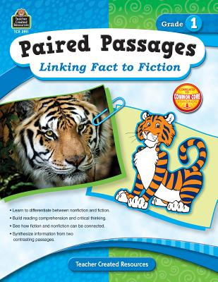 Paired Passages, Grade 1: Linking Fact to Fiction - Foster, Ruth