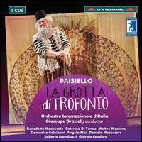 Paisiello: La Grotta di Trofonio - Angela Nisi (vocals); Benedetta Mazzucato (vocals); Caterina Di Tonno (vocals); Daniela Mazzucato (vocals);...