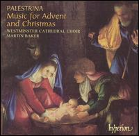 Palestrina: Music for Advent and Christmas - Westminster Cathedral Choir (choir, chorus)