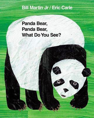 Panda Bear, Panda Bear, What Do You See? - Martin Jr, Bill