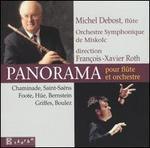 Panorama pour flute et orchestre