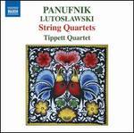 Panufnik, Lutoslawski: String Quartets