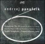 Panufnik: Symphony No. 10, More