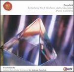 Panufnik: Symphony No. 9 (Sinfonia della Speranza); Piano Concerto