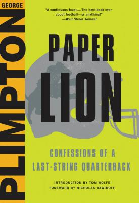Paper Lion - Plimpton, George