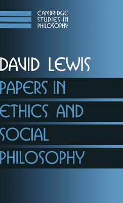 Papers in Ethics and Social Philosophy: Volume 3 - Lewis, David K