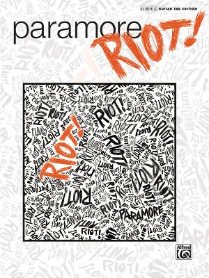 Paramore: Riot! - Alfred Publishing (Creator)