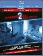 Paranormal Activity 2 [Paranormal Activity 3 Movie Cash] [Includes Digital Copy] [Blu-ray]