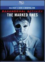Paranormal Activity: The Marked Ones [2 Discs] [Blu-ray/DVD]