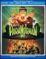 ParaNorman [2 Discs] [Includes Digital Copy] [UltraViolet] [Blu-ray/DVD]