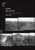 Paris Belongs to Us [Criterion Collection]