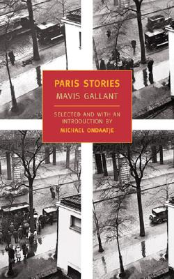 Paris Stories - Gallant, Mavis
