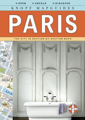 Paris - Knopf Guides
