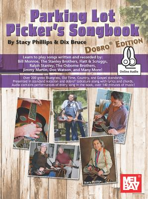 Parking Lot Picker's Songbook - Dobro - Bruce, Dix