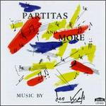 Partitas And More - Allen Brings (piano); Audubon Quartet; Donald Pirone (piano); Esther Lamneck (clarinet); Genevieve Chinn (piano);...