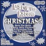Party Tyme Karaoke: Christmas, Vol. 5