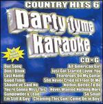 Party Tyme Karaoke: Country Hits, Vol. 6