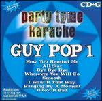 Party Tyme Karaoke: Guy Pop, Vol. 1