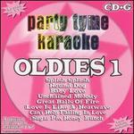 Party Tyme Karaoke: Oldies, Vol. 1 [#1]
