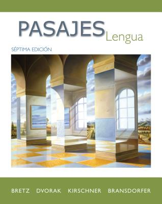 Pasajes Lengua - Bretz, and Dvorak, and Kirschner
