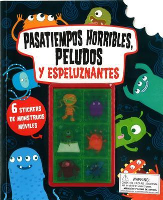 Pasatiempos Horribles - Parragon