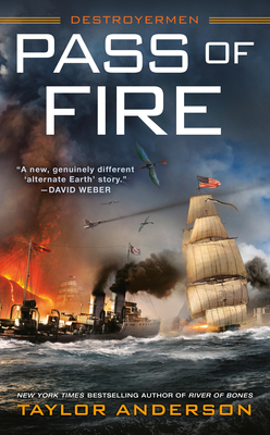 Pass of Fire - Anderson, Taylor