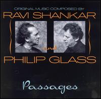 Passages - Ravi Shankar and Phillip Glass