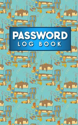 Password Log Book: Account And Password Book, Password Directory Personal, Internet Password Organizer, Password Notebook Organizer, Cute Birthday Cover - Publishing, Rogue Plus