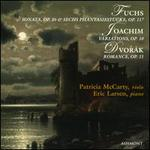 Patricia McCarty plays Fuchs, Joachim, Dvorák