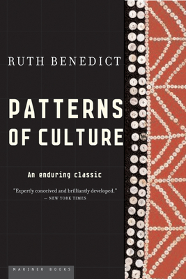 Patterns of Culture - Benedict, Ruth