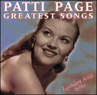 Patti Page: Greatest Songs - Patti Page