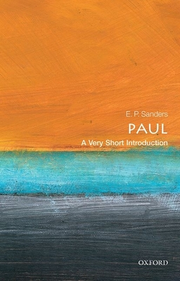 Paul: A Very Short Introduction - Sanders, E P