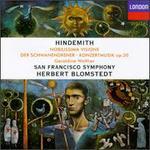 Paul Hindemith: Nobilissima Visione; Der Schwanendreher; Konzertmusik Op. 50