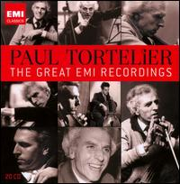 Paul Tortelier: The Great EMI Recordings - Aldo Ciccolini (piano); Alexander Tcherepnin (piano); André Previn (piano); Eric Heidsieck (piano); Gerald Moore (piano);...